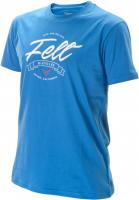 Футболка Felt T-Shirt Ride and Believe Men, Blue
