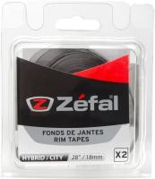 Ободные ленты Zefal 28/18 мм 2 штуки