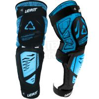 Наколенники Leatt Knee & Shin Guard 3DF Hybrid EXT Black/Blue