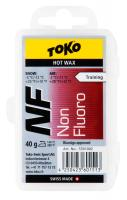 Воск TOKO NF Hot Wax red 40g