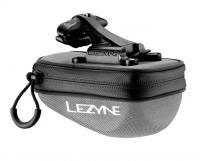 Подседельная сумочка Lezyne POD CADDY QR-S, серый-черный
