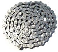 Цепь KMC Z92 1/2x3/32 Silver/Silver