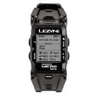 Часы велокомпьютер Lezyne Micro  GPS WATCH черные