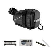 Подседельная сумочка Lezyne S-CADDY LOADED, черный