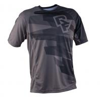 Велофутболка RaceFace INDY JERSEY SS Black