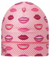 Шапка BUFF MEDICAL HAT COLLECTION LIPS PINK