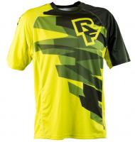 Велофутболка RaceFace INDY JERSEY SS Sulphur