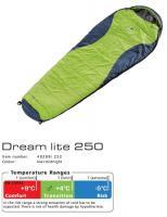Спальник Deuter Dream Lite 250 Kiwi Midnight +4 Right
