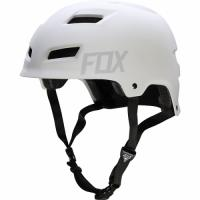 Шлем FOX TRANSITION HARDSHELL HELMET [MT WHT]
