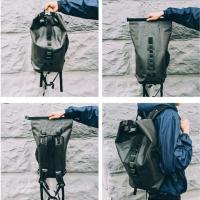 Рюкзак Green Cycle Rocksteady черный