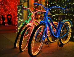 График работы магазина BikeUp на новогодние праздники
