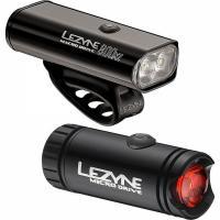Набор велосипедных фонарей LEZYNE MACRO 800XL and MICRO PAIR черный