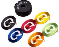 Крышки Quarq Battery Cover Colored Decals ADX