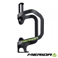 Флягодержатель Merida Bottle Cage Alloy sideload Onesize Black SB Green Shiny