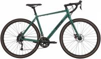 "Велосипед гревел туринг 28"" PRIDE ROCX 8.2 2020 Green Black"