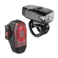 Фонари передний задний Lezyne LED KTV DRIVE PAIR Black
