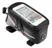 Сумка на раму под смартфон Roswheel 6.5 12496L-C5 Black Red