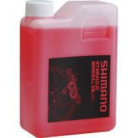 Масло минеральное Shimano для гидравлических тормозов 1000мл