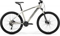 "Велосипед горный 27.5"" Merida BIG.SEVEN 80-D Matt Titan Black Silver"