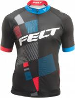 Велофутболка Felt short sleeve FRD jersey Black