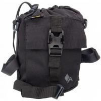 Велосипедная сумка под флягу ACEPAC Flask Bag Black