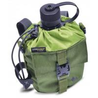 Велосипедная сумка под флягу ACEPAC Flask Bag Green