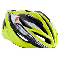 Шлем MET Forte SAFETY Yellow Black White