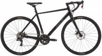"Велосипед 28"" PRIDE ROCX 8.3 BLACK GREY 2020"