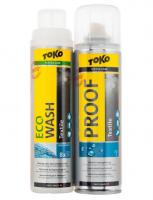 Пропитка и стирка TOKO Duo-Pack Textile Proof & Eco Textile Wash 250ml