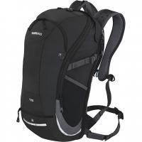 Рюкзак велосипедный Shimano TSUKINIST 25+5L черный