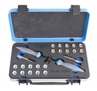 Набор для восстановления резьбы педали Unior Tools Crank saver 626979