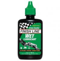 Смазка Finish Line Wet Lube (Cross Country), жидкая