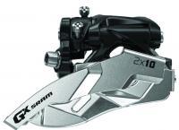 Переключатель Передний SRAM GX 2X10 LO CLAMP 34T DUAL PULL 00.7618.148.000