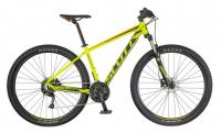 Велосипед Горный SCOTT ASPECT 750 2018 Yellow red