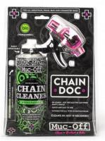Машинка для чистки цепи с жидкостью MUC-OFF Chain Doc