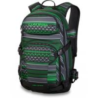 Рюкзак лыжный Dakine Heli Pro 20L verde