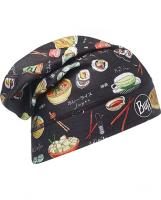Шапка BUFF CHEFS HAT COLLECTION JAPONISE BLACK