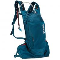 Велорюкзак с гидратором Thule Vital 8L DH Hydration Backpack Moroccan Blue