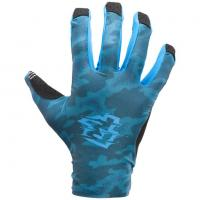 Перчатки RACE FACE AMBUSH CAMO GLOVES Slate