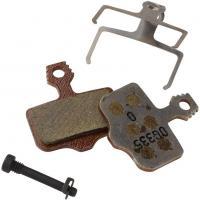 Колодки для дискового тормоза Avid Elixir XX X0 DB1 DB3 органика алюминиевая основа