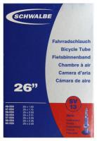 """Камера 26"""" (40/62x559) SV 40мм Schwalbe SV13 IB"""