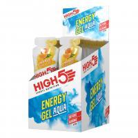 Гель энергетический HIGH5 Energy Gel Aqua Orange 66g (Упаковка 20шт)