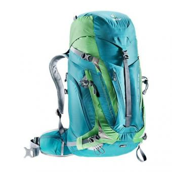 Рюкзак Deuter ACT Trail PRO 38 SL petrol-avocado