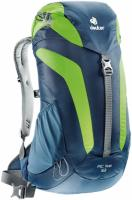 Рюкзак Deuter AC Lite 18 цвет 3206 midnight-kiwi