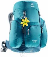 Женский треккинговый рюкзак Deuter Groden 30 SL petrol-arctic