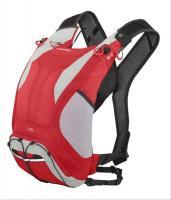 Рюкзак велосипедный Shimano Daypack UNZEN 15L красно-серый