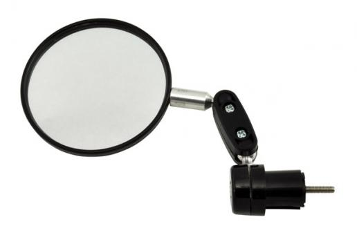 Зеркало LONGUS 70 mm в торец руля