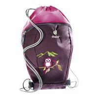 Сумка для ботинок Deuter Sneaker Bag цвет 5509 aubergine-magenta