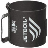 Неопреновый чехол для чашки Jetboil Cozy Zip Black