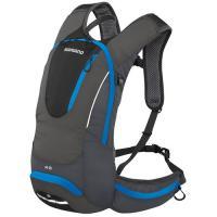 Рюкзак велосипедный Shimano ROKKO 8L All-Round Daypack серо-синий